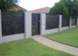 Aluminium fencing All Hills Fencing Newcastle
