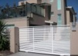 Ornamental Automatic gates Trimlite Fencing Sydney