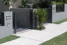 Adamstown Boundary fencing aluminium 3old