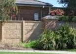 Estate walls Trimlite Fencing Sydney