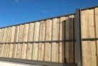 Adamstown Lap and cap timber fencing 1