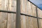 Adamstown Lap and cap timber fencing 2