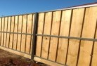 Adamstown Lap and cap timber fencing 4