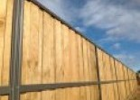 Lap and Cap Timber Fencing Marshalls Fencing and Welding