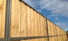 Marshalls Fencing and Welding Lap and Cap Timber Fencing Kwikfynd