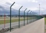Security fencing Marshalls Fencing and Welding