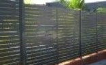 Marshalls Fencing and Welding Slat fencing