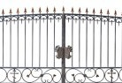 Adamstown Wrought iron fencing 10