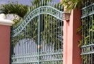 Adamstown Wrought iron fencing 12