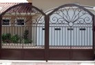 Adamstown Wrought iron fencing 2